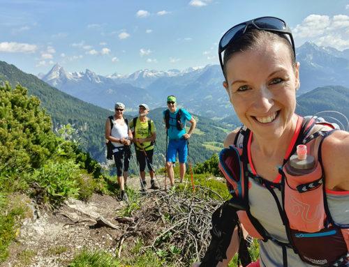 Berchtesgadener Hochthron – zwei Wege, gleiches Ziel.